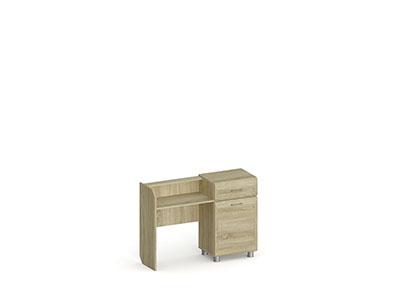 СТ-1801-СН стол туалетный