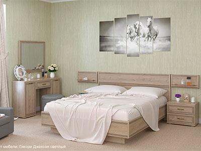 Спальня Карина-9 - Гикори Джексон