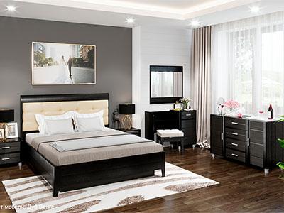 Комплект мебели для спальни «Камелия-5»
