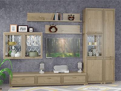 Гостиная Карина-1 - Гикори Джексон