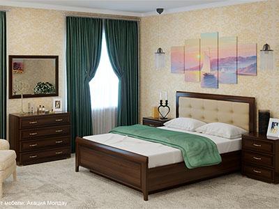 Спальня Карина-5 - Акация Молдау