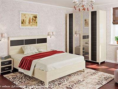 Комплект мебели для спальни «Камелия-4»