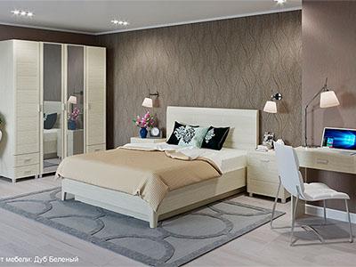 Комплект мебели для спальни «Камелия-7»