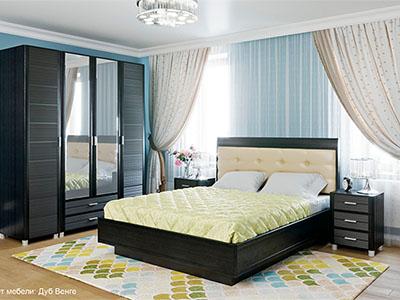 Комплект мебели для спальни «Камелия-6»