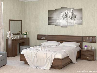 Спальня Карина-9 - Акация Молдау