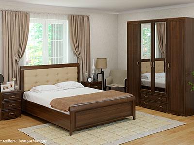 Спальня Карина-4 - Акация Молдау