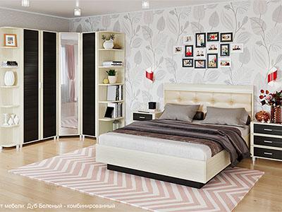 Комплект мебели для спальни «Камелия-9»
