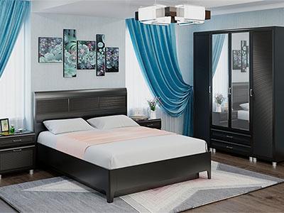 Спальня Мелисса-4 - Дуб Венге