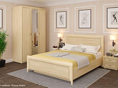 Спальня Карина-2 - Ясень Асахи