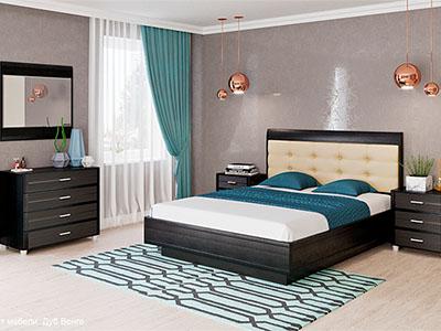 Комплект мебели для спальни «Камелия-3»