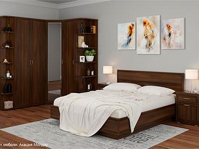 Спальня Карина-8 - Акация Молдау