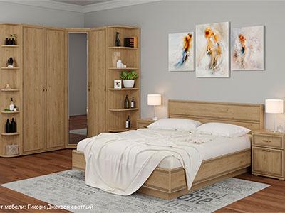 Спальня Карина-8 - Гикори Джексон