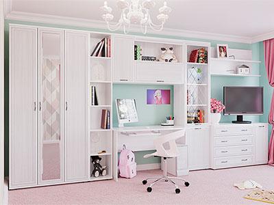 Комплект мебели для детской «Карина-8»