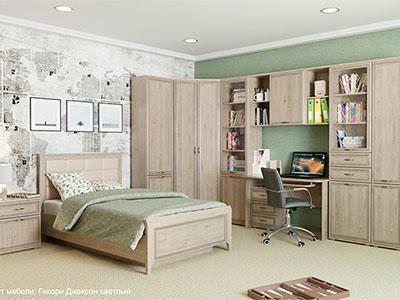 Комплект мебели для детской «Карина-6»