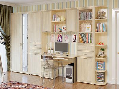 Комплект мебели для детской «Карина-2»