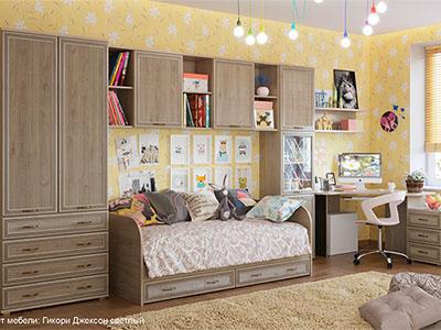 Комплект мебели для детской «Карина-1»
