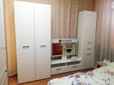 Гостиная Тиффани Белый глянец - вид 2